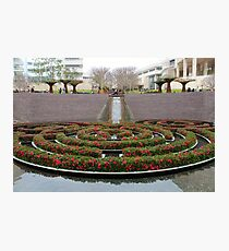 The Getty Photographic Print