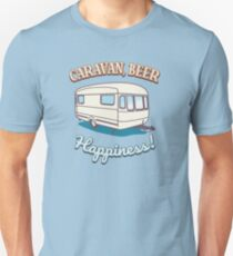 Caravan, Beer Happiness! Unisex T-Shirt