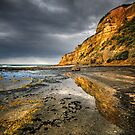 Cliff Reflection by Heather Prince
