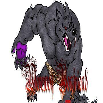 Werewolf Boyfriend by DrkHikari
