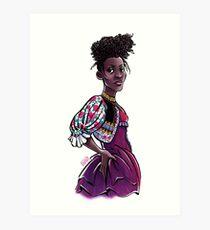 Limehouse Nell Art Print