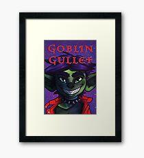 Goblin Gullet Framed Print