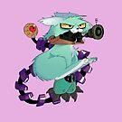 «Robo-gato» de Quinjao