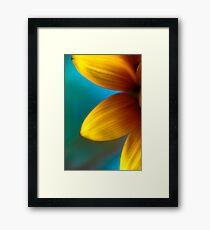 Ashley's Flower Framed Print