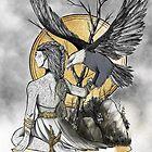 Messenger of Gods by Nausinesaa