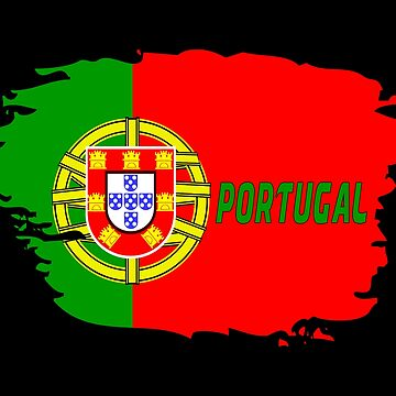 Portugal flag national flag gift by Rocky2018