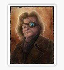 Mad Eye Sticker
