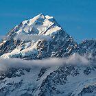 Aoraki/Mt Cook 2 by Charles Kosina