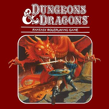 dungeons & dragons by iermane