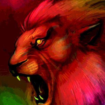 Fantasy Lion by silverman00