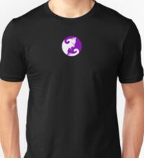 Cat Ying and Yang Unisex T-Shirt