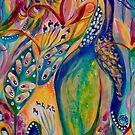 Peacock Sunset by MarleyArt123