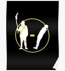 Twenty One Pilots Trench Logo Graphic Josh Dun Tyler Joseph Poster