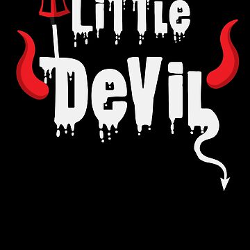 Little Devil Halloween by TomGiantDesigns