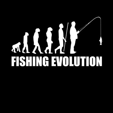 The Evolution Of Fishing by thevoice123