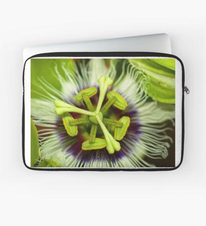 Passion Flower Laptop Sleeve