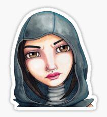 Fate (Watercolor Version) Sticker