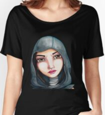 Fate (Watercolor Version) Women's Relaxed Fit T-Shirt