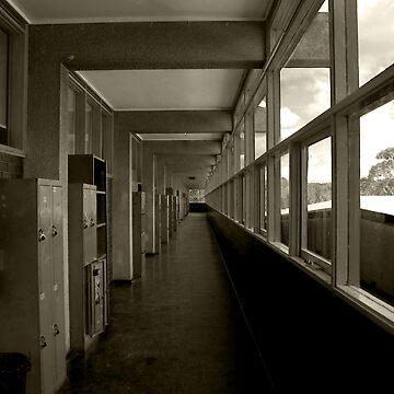 Hallowed Hallways by Cougar26
