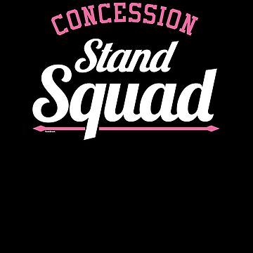 Concession Stand Squad by TomGiantDesigns