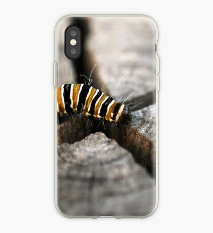 On the way to Butterfly iPhone Case