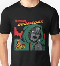 Hop Rock Doom Unisex T-Shirt