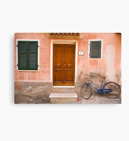 Monte Argentario, Tuscany coast, Italy Canvas Print