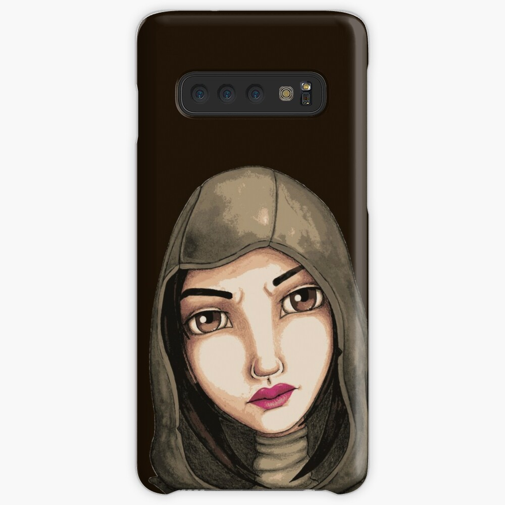Fate (Digitized Version) Case & Skin for Samsung Galaxy