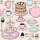 Teatime by Pamela Maxwell