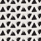 Triangle Pattern I by meandthemoon