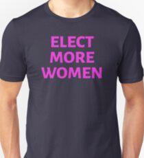 Elect More Women #2 Unisex T-Shirt