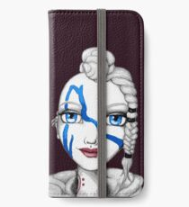 Huntress (Digitized Version) iPhone Wallet/Case/Skin