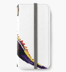 funny pattern iPhone Wallet/Case/Skin