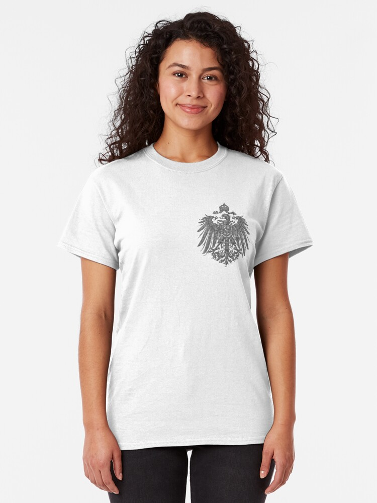 Alternate view of German 1888 Eagle Classic T-Shirt