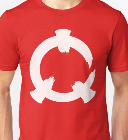 Reflex - White Logo T-Shirt