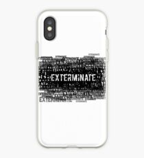 Exterminate 1  iPhone Case