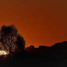 Kata Tjuta Sunset by JOSEPHMAZZUCCO