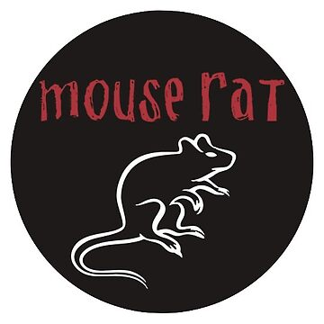 MOUSE RAT - PARKS AND RECREATION by dibbledabbles