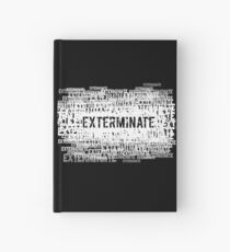 Exterminate 2 Hardcover Journal