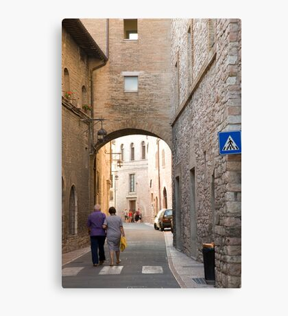 Assisi, Umbria, Italy Canvas Print