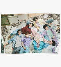 got7 LULLABY Poster