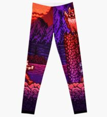 Legendary Warrior Leggings