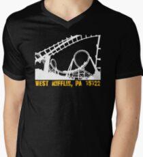 WEST MIFFLIN Men's V-Neck T-Shirt