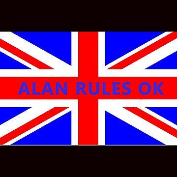Alan Rules OK by roggcar