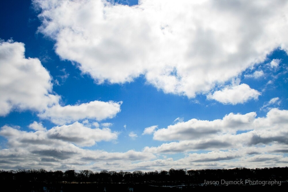 open skies by Jason Dymock Photography