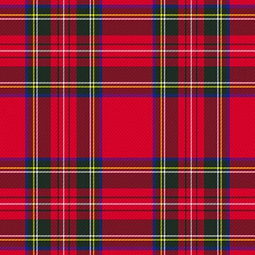 Red Plaid Scottish Red Tartan Red Kilt Plaid Pattern Nerd Girl Skirt, Plaid School Girl mini skirt by hustlagirl