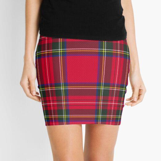 Scottish Faldita Toalla Royal Stewart Diseño