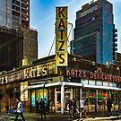 Famous Landmark New York City Deli by Chris Lord