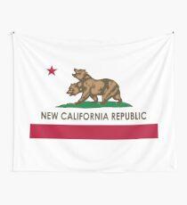 New California Republic Wall Tapestry