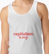 Capitalism is Sexy Tank Top